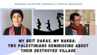 My Beit Daras, My Nakba: Two Palestinian Intellectuals Reminiscing about Their Destroyed Village